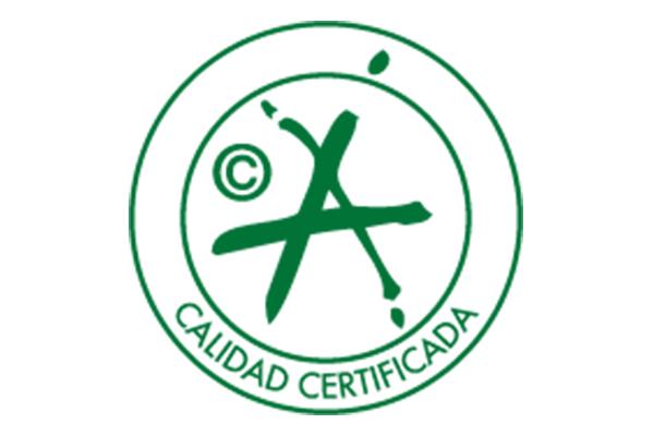 LogoCalidadCertificada